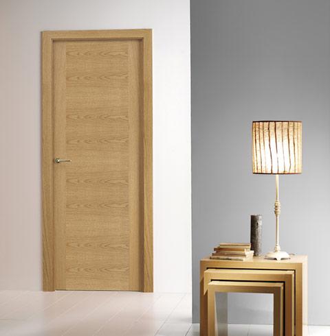 puertas interior madera vega